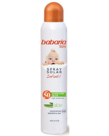 Invisible Sun Spray For Children SPF50