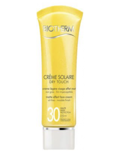 Solaire Dry Touch Matte Effect Face Cream SPF 30