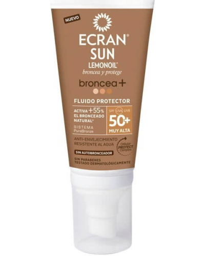Sun Lemonoil Anti Aging Protection Bronze SPF50