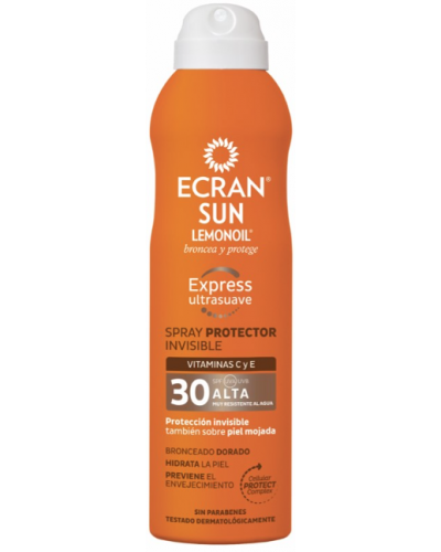 Sun Lemonoil Spray Protector Invisible SPF30
