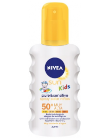 Sun Kids Protect & Sensitive SPF50+