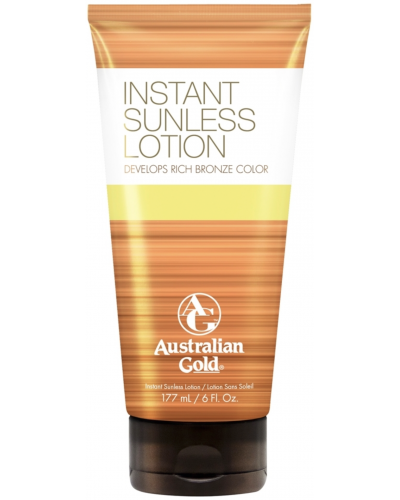 Sunless Instant Rich Bronze Color Lotion