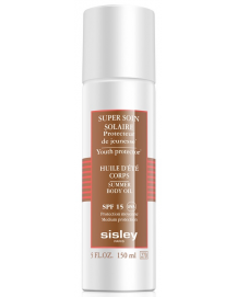 Summer Body Oil Gel SPF15