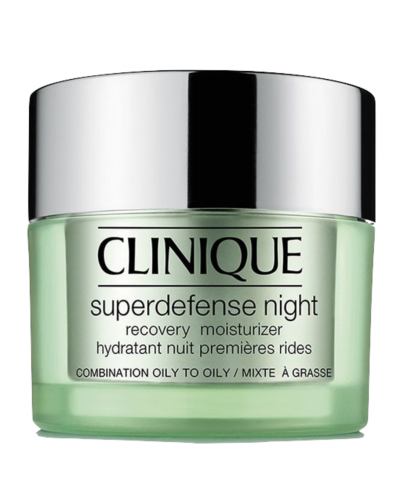 Superdefense Night Recovery Combination Oily