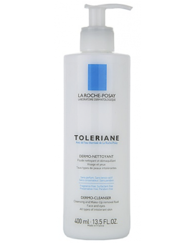 Toleriane Soothing Cleansing Fluid