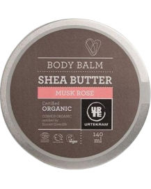 Body Balm Shea Butter Musk Rose Øko
