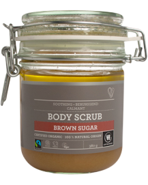 Body Scrub Beroligende Brown Sugar Øko