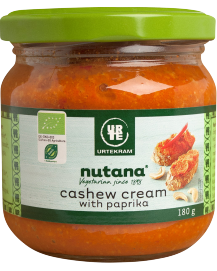 Cashew Cream with Paprika