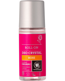 Deokrystal Roll-On Rose Øko