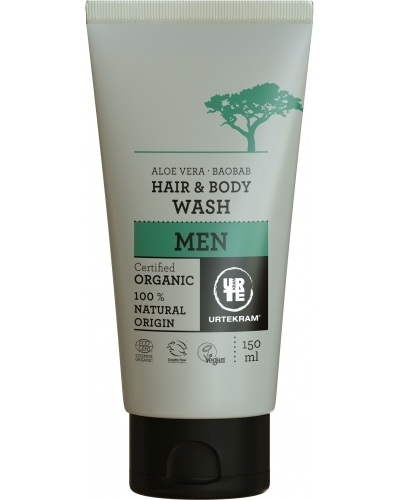MEN Hair & Body Wash Aloe Vera & Baobab