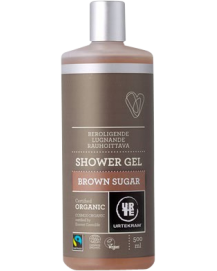 Shower Gel Beroligende Brown Sugar Øko