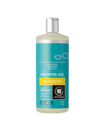 Shower Gel Plejende No Perfume Øko