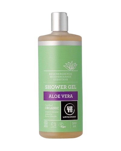 Shower Gel Regenererende Aloe Vera Øko