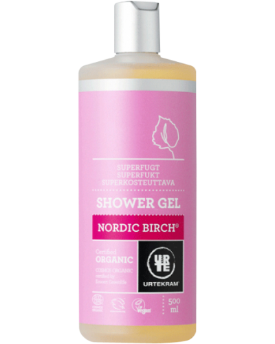 Shower Gel Superfugt Nordic Birch Øko