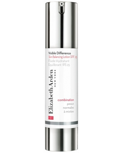 Visible Difference Moisturizing Fluid SPF15