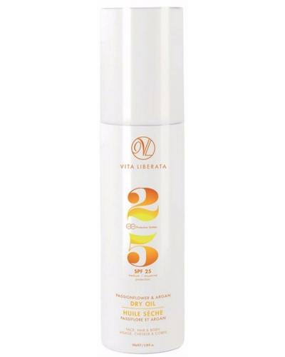 Passionflower & Argan Dry Oil SPF 25