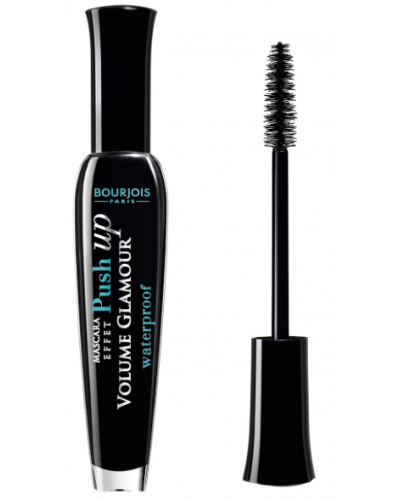 Volume Glamour Push Up Mascara Waterproof Black