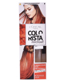 Colorista Wash Out Temporary 13 Orange